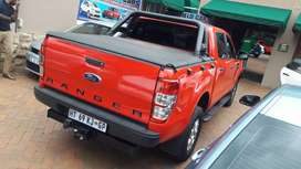 Ford Ranger 2.2 6speed Double Cab Manual For Sale