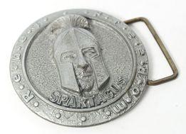 Pełna Klamra Do Paska 3,8cm SPARTACUS