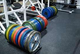 Looking for weight plates!