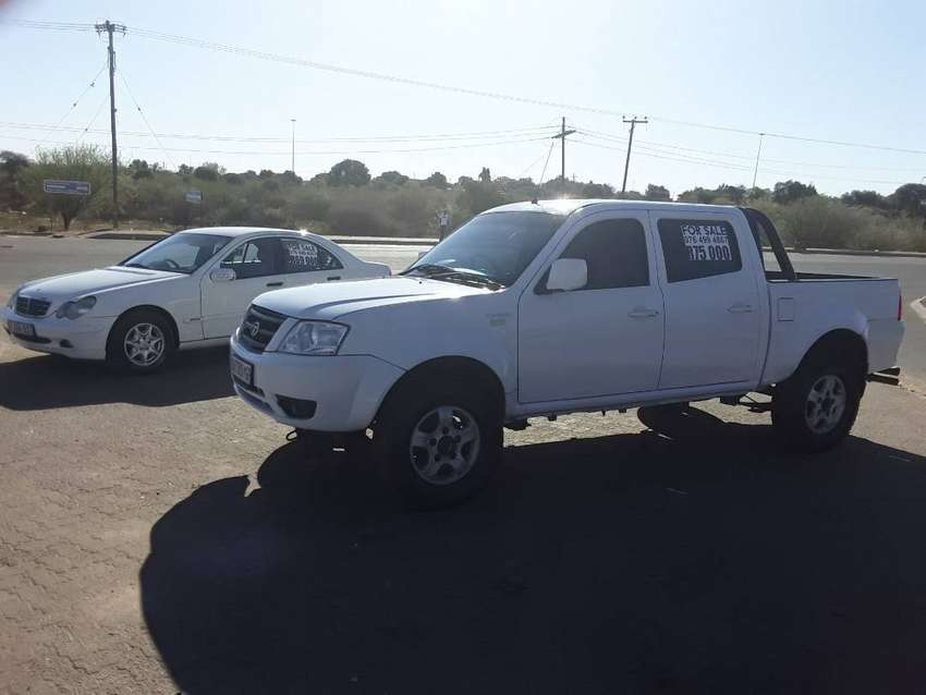 Tata xenon double cab 3.0 2008 model, kilos 165000 0