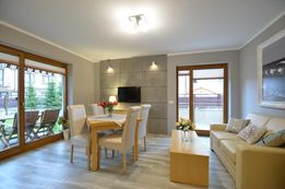 Apartament Mare Balticum dla 4 osób z dużym ogródkiem