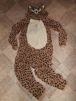 kostium,przebranie,piżama -z polarku PANTERKA rozm 36/38
