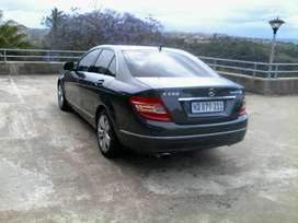 Immaculate 2008 Mercedes Benz C 200 AVANTGARDE (w204).