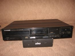 Для любителей японского звука СД проигрыватель PIONEER-PD-4050 РЕТРО