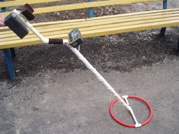 Металлоискатель импульсный Clone PI–AVR.Свинцовый аккумулятор Не Китай
