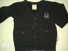 komplet niemowlęcy marynarka spodnie Cocodrilo 80 (garniturek chrztu)