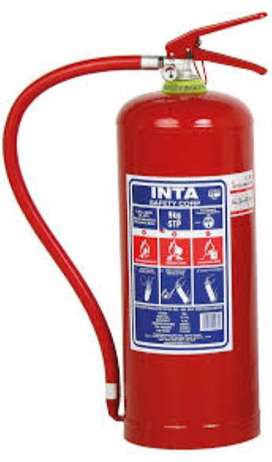 fire extinguishers, fire fighting equipment and services