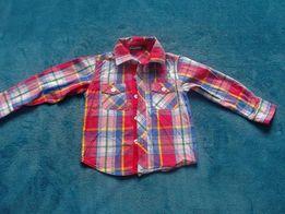 koszula dla chłopca 104