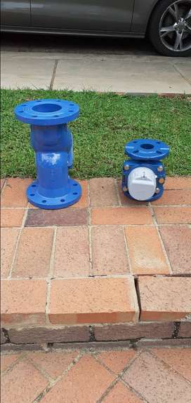 Water meters and reducers for sale
