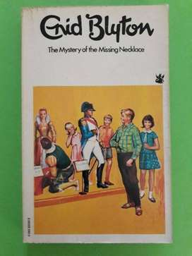 The Mystery Of The Missing Necklace - Enid Blyton - The Find-Outers #5