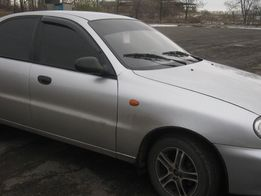 Lанос Chevrolet