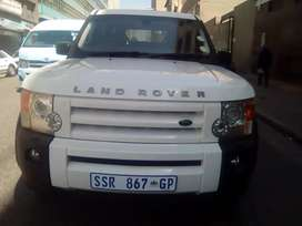 Land Rover Discovery 3 TDV6 SF