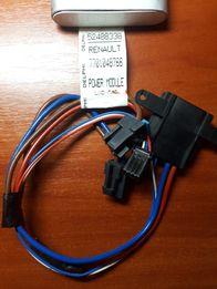 Электрическая проводка резистора печки Renault Scenic 2