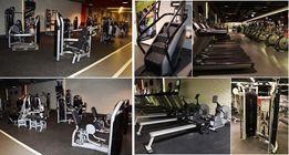 Kompletne całe wyposażenie siłowni ,sal fitness sprzet Matrix z Jatomi