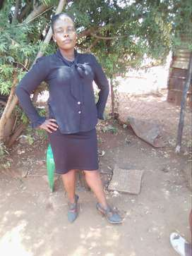 Mature Mosotho maid and nanny needs stay in work urgently