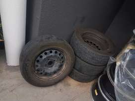 Selling good tyres