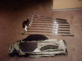 Golf set top flite