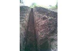 Земляные работы, демонтаж, алмазное сверление в бетоне кирпиче и др