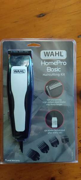Wahl HomePro Hairclipper Set (brand new, unused, sealed)