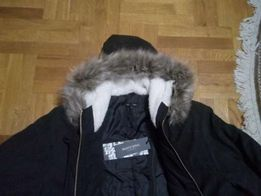 Зимняя мужская куртка (английский бренд Brave Soul)