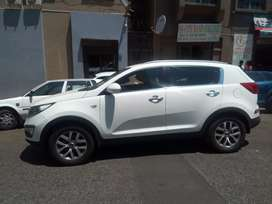 Kia sportage 2.0 manual 2014 model for SALE