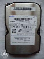 Dysk twardy SATA - 250 GB Samsung SP2504C 7200 obr.