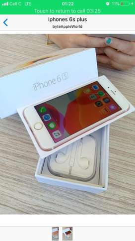 Iphone 6 plus _Rose gold , only 11 months old