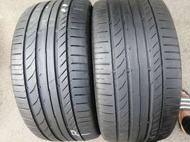 245 40 R17 Continental Tyres