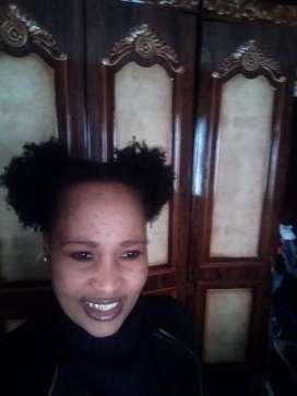 I am looking for domestic job/any general job. I stay in vaal.