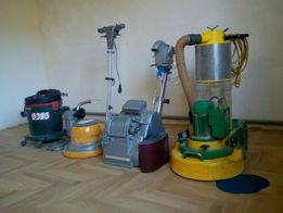 Шліфуваня, циклювання, реставрація паркету та підлоги.