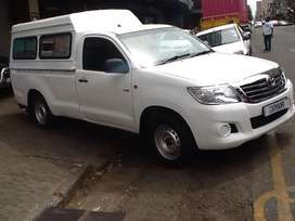 Toyota  Hilux available now for sale  in perfect condition dont miss