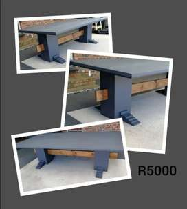 Table for sale 2500 x 1300 mm