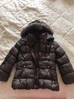 Курточка на девочку размер 92-98