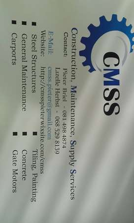 CMSS Construction Maintenance Supply Services