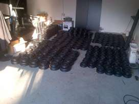 dumbbells and treadmills for sale, technogym and johnson
