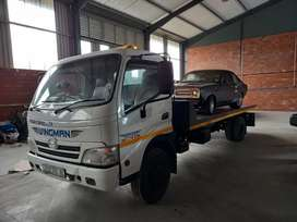 Rollback towing and transport services