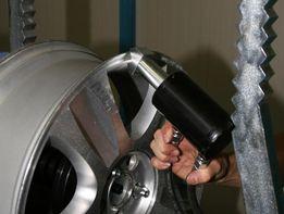 Аргонная сварка изделий с металла. Ремонт легкосплавных дисков