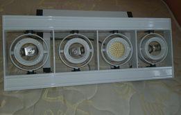 Алюминий, Brilum LAVADO 416, прожектор точечный, светильник. ПОЛЬША