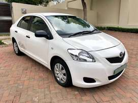 Urgent Sale 2010 Toyota Yaris Sedan 1.3 Zen3 S