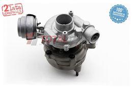 Turbosprężarka turbina Skoda Superb I, Volkswagen Passat B5 1.9 TDI