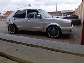 VW Golf Rox 1.6 for sale
