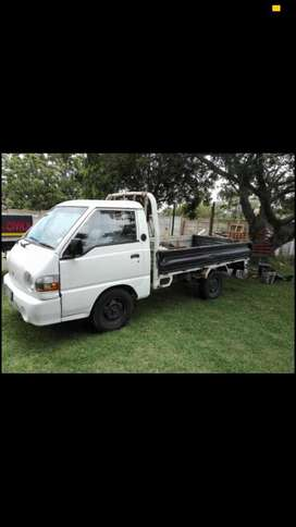Bakkie and trailer for hire contact for pices