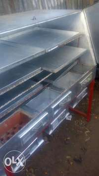 Chaorcoal or electric oven 0