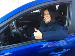 Обучение вождению авто с АКПП