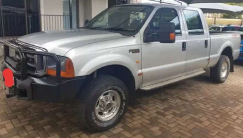 WANTED Ford F250 0