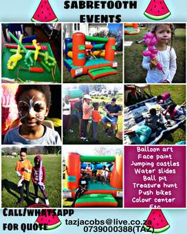 Jumping Castle And More For Hire Blouberg