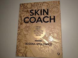 Książka Skin Coach Bożena Społowicz