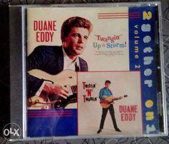 Duane Eddy – Dance With The Guitar Man / Twangsville (CD, Germany)