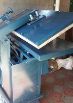 Прессы.Пресс для термопечати и дублирования (собственн. производства