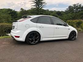 Ford Focus ST 2.5 Turbocharged